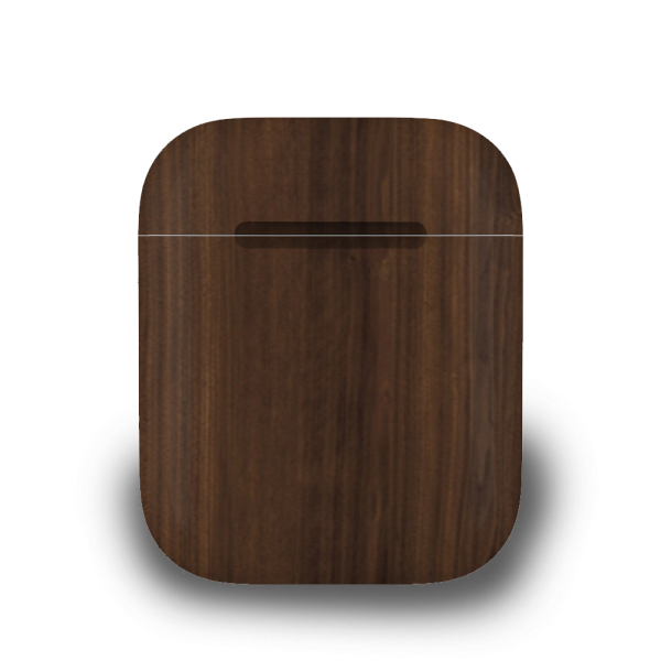 apple airpods hout bruin